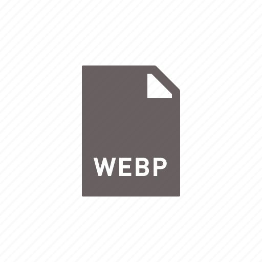 file, media, video, webp icon