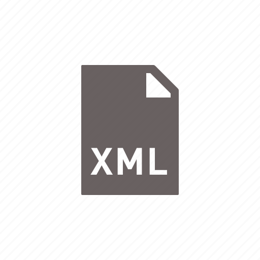 data, file, xml icon