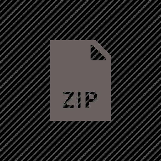 archive, file, zip icon