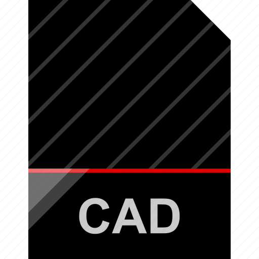 cad, file, name icon