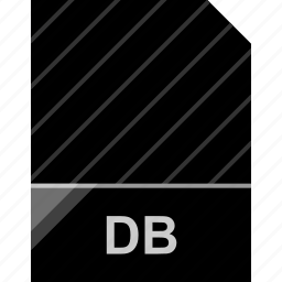 db, epic, extension, file icon