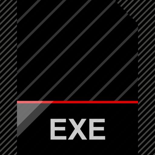exe, file, name icon