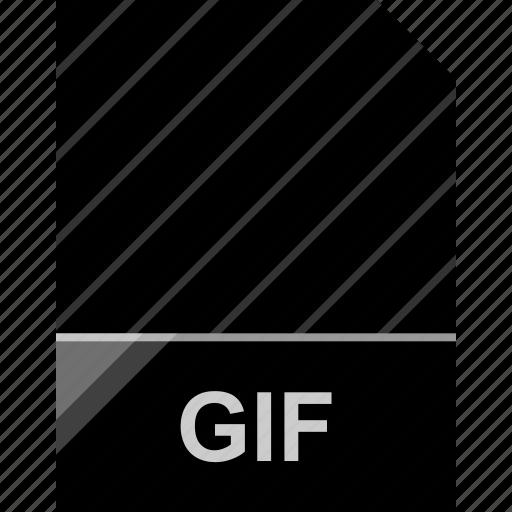 epic, extension, file, gif icon