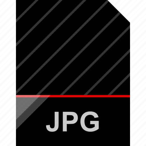 file, jpg, name icon