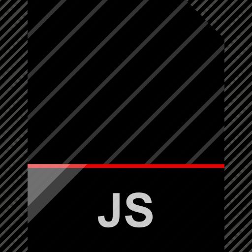 file, js, name icon