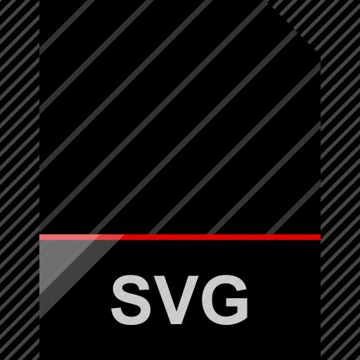 file, name, sag extension icon