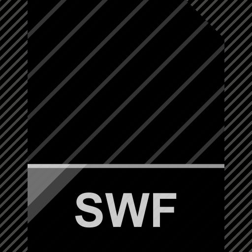 epic, extension, file, swf icon