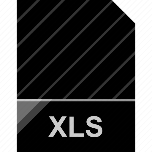 epic, extension, file, xls icon