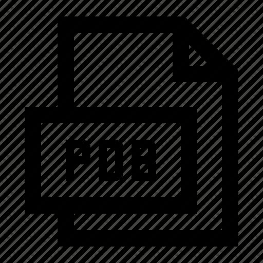 Database, file, format, pdb icon - Download on Iconfinder