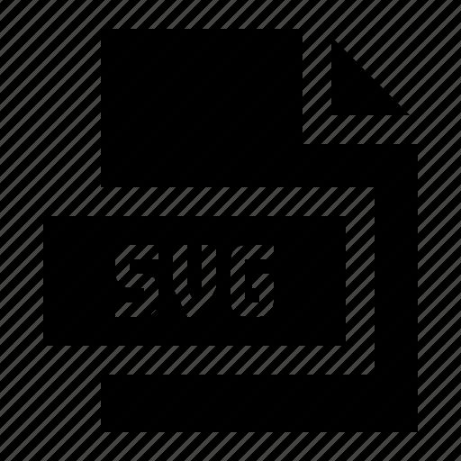 File, format, image, svg, vector icon - Download on Iconfinder