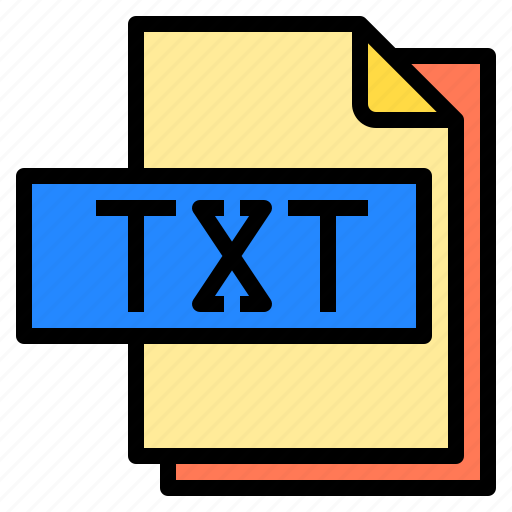 Computer, document, extension, file, file type, txt icon - Download on Iconfinder