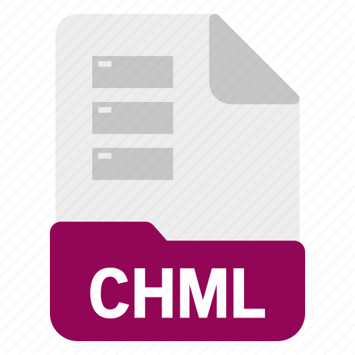 Chml, database, document, file icon - Download on Iconfinder