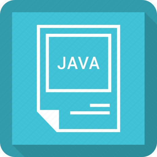file format, java icon