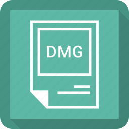 dmg, file format icon
