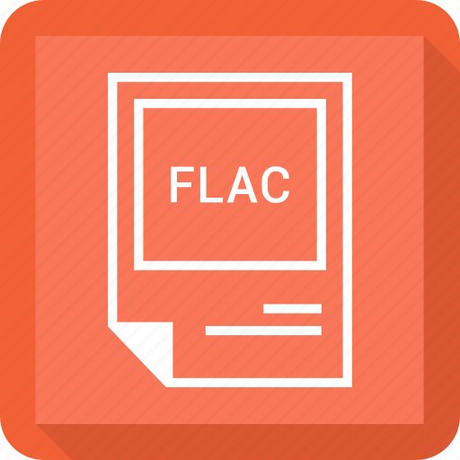 file format, flac icon