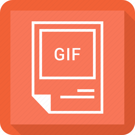 format, gif icon