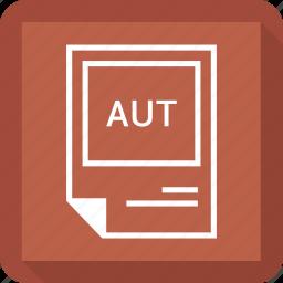 aut, format icon