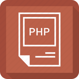 format, php icon
