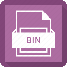 bin, excel file, file, file xls, office file icon