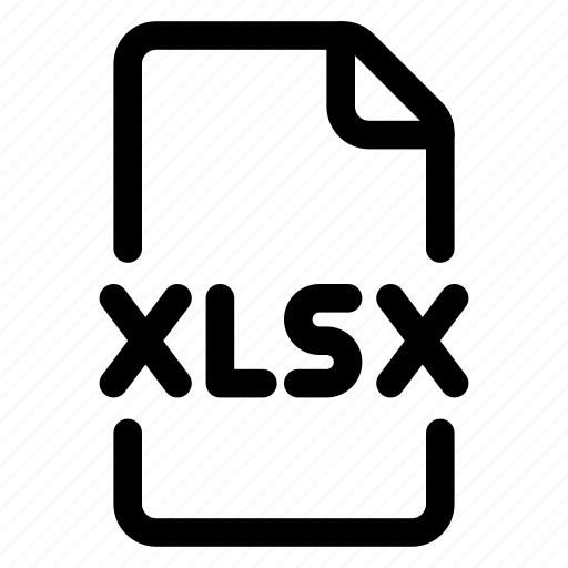 doc, file, format, xlsx icon