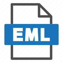 document, eml, file, file format, format, interface icon