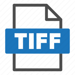 document, file, file format, format, interface, tiff icon