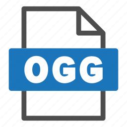 document, file, file format, format, interface, ogg icon