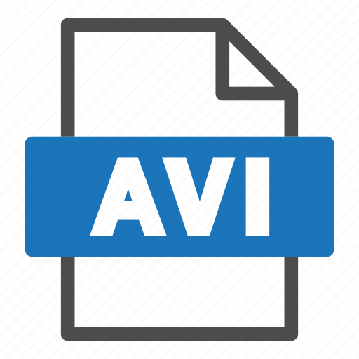 avi, document, file, file format, format, interface icon