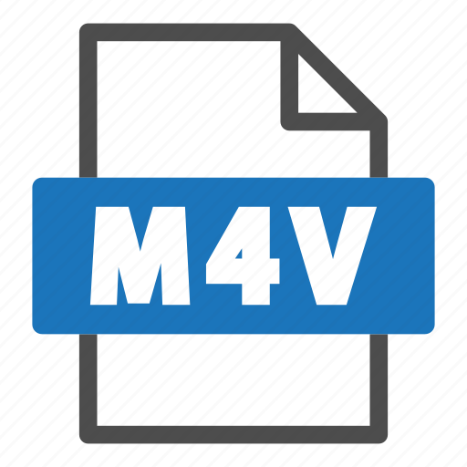 document, file, file format, format, interface, m4v icon