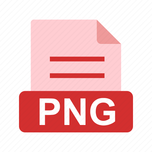 extension, file, file format, image, png file icon