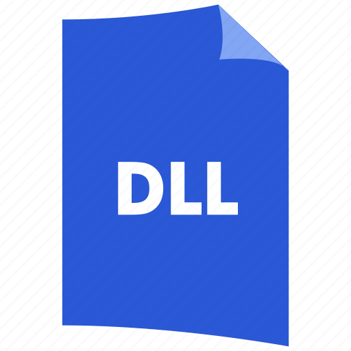 data format, dll, extension, file format, filetype, system file icon