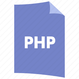data format, document, extension, file format, filetype, php, web icon