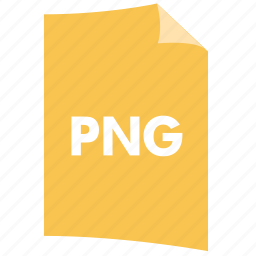 data format, extension, filetype, image format, png format icon