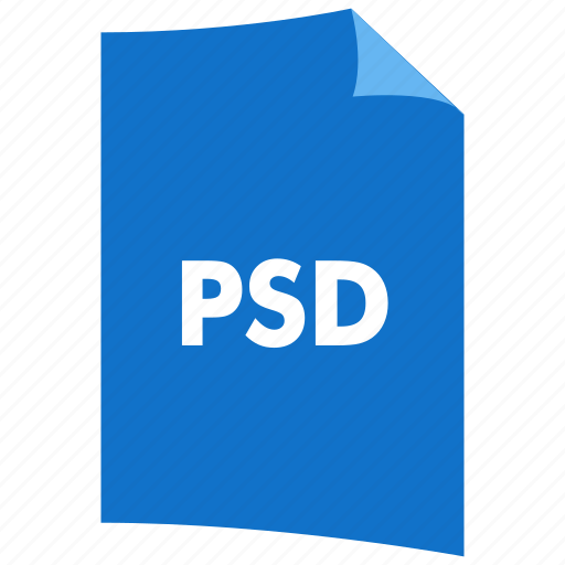 data format, extension, file format, filetype, image format, photoshop, psd icon