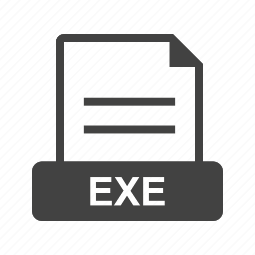 computer, css, exe, file, format, pdf, text icon
