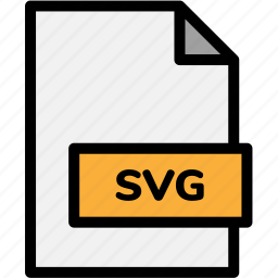 extension, file, file format, file formats, format, svg, type icon