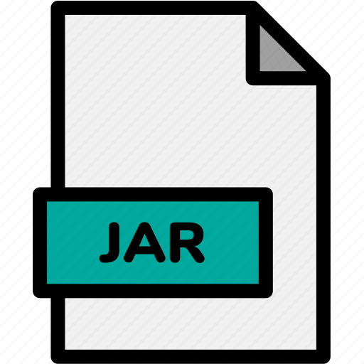 extension, file, file format, file formats, format, jar, type icon