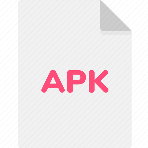 apk, extension, file, file format, file formats, format, type icon