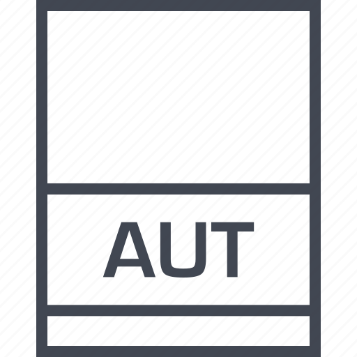 aut, file, name, page icon