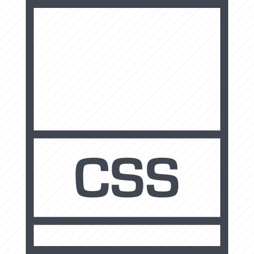 css, file, name, page icon