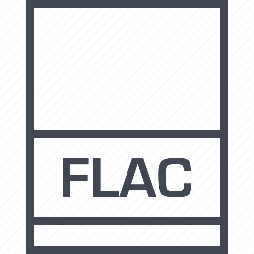 file, flac, name, page icon