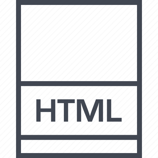 file, html, name, page icon