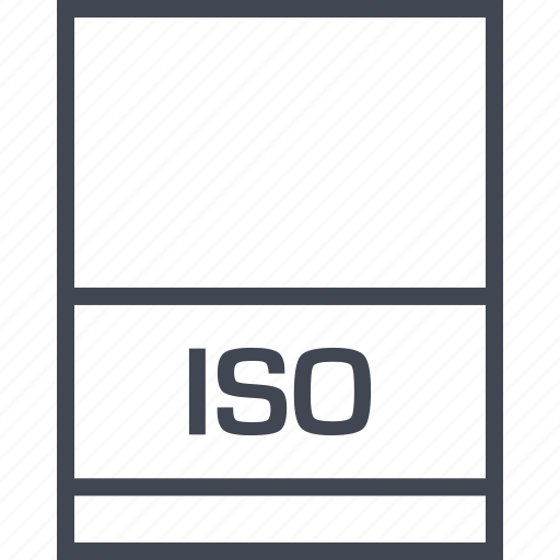 file, iso, name, page icon