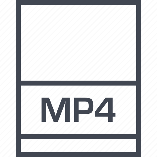file, mp4, name, page icon