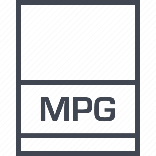 file, mpg, name, page icon
