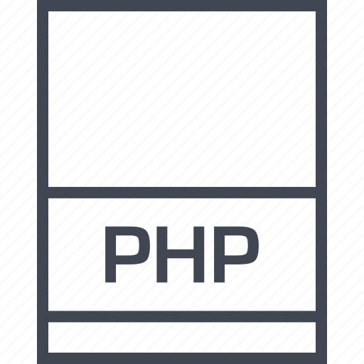 file, name, page, php icon