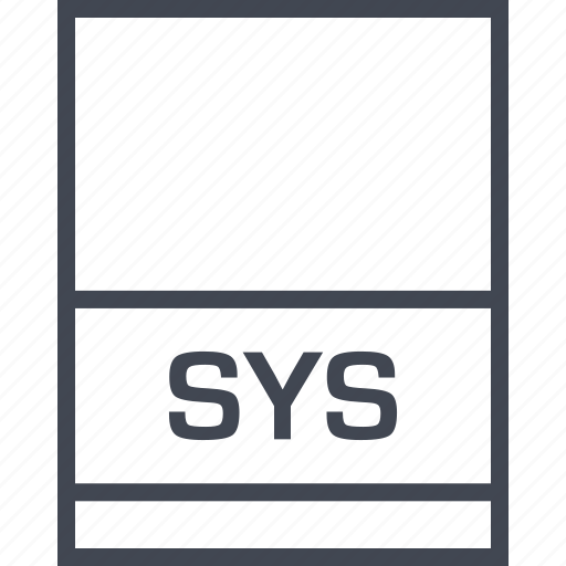 file, name, page, sys icon