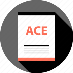 ace, document, file, page, type icon