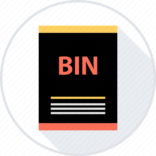 bin, document, file, page, type icon