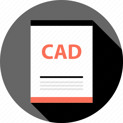 cad, document, file, page, type icon